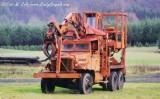 Barko 250 Loader on G.I. 6 x 6 Truck