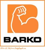 Barko Hydraulics Factory Logo