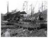 1928 Washington Diesel Yarder