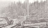 Gildersleeve Log 'Yarder Side #2'