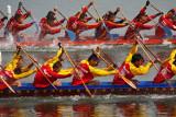 Boat races-Maeprachan reservoir