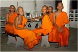 Novices and soft drinks-Pattaya