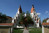Church in Miercurea Ciuc - Organic Architecture