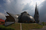 Catholic Church in Paks - Organic Architecture