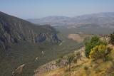 surrounding of Delphi