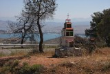 Chapels at the Road in Greece