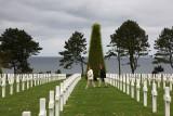 Omaha Beach Memorial,France