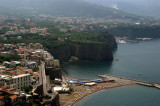 From Sorrento  to  Salerno,Italy