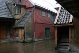Bergen,Bryggen,old storehouses