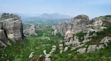 Meteora monastery,Greece
