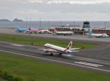 just landed,Madeira