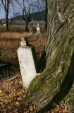 tombstone near Zilina