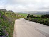 On the way to Serradifalco