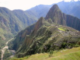Machu Picchu-east agricultural sector
