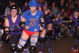 The Alley Cats vs the Nickel City Knockouts