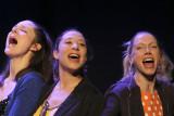 Alice Carel, Céline Vacher et Sophie Plattner