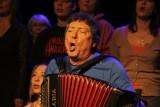 Cristian Paccoud et la Chorale du Gros Coeur