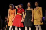 Les Soeurs Sisters: Alice Carel,  Armelle Dumoulin,  Sophie Plattner Vacher et Céline Vacher
