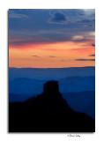Sunrise, Chimney Rock- Deadhorse Pt.