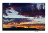 Sunrise- La Sal Mountains, Deadhorse Pt.