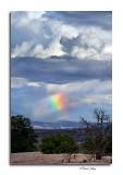 Rainbow, Canyonlands Nat'l Park