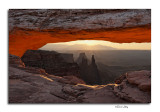 Mesa Arch, Sunrise