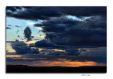 Sunset, Deadhorse Point