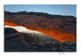 Mesa Arch, Sunrise (Day 2)