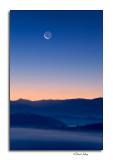 Moonrise, Foothills Parkway