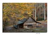 Bud Ogle Cabin, Roaring Fork Motor Nature Trail