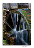 Cable Mill Water Wheel, Cades Cove
