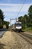 NJT 6650 at Mt. Tabor, NJ.