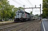 NJT 853 at Mt. Tabor, NJ.