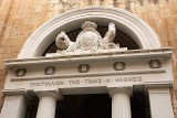 Greek motto on a Maltese educational institution