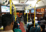 The Maltese buses - a tourist attraction in themselves