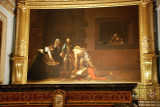 Beheading of St John the Baptist - c 1608 by Caravaggio