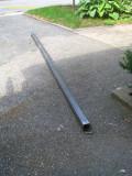 005 Main beam assembled