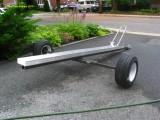 009 With aluminium rail in place