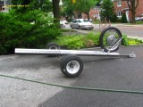 010 Showing front wheel chock