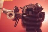 Norton Atlas cafe racer 650 Maxman engine