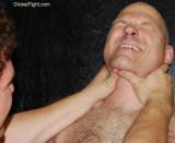 choking wrestler hunk.jpeg