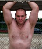 daddy bear hairy arms.JPG