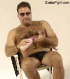daddy bear suntanning beach.jpg
