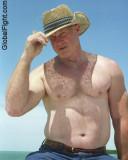 cowboy boating manly men.jpg