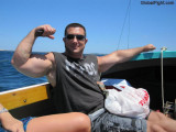 boating stud muffin flexing.jpeg