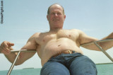 boating suntanning man bulge.jpg