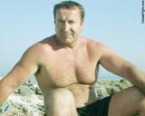 fat daddy bear beach lake man.jpg