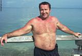island daddy swimming ocean beach lake.jpg