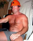 construction man bear no shirt shorts.jpg