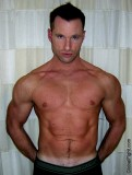 muscle hunky guy hairy trails belly button.jpg